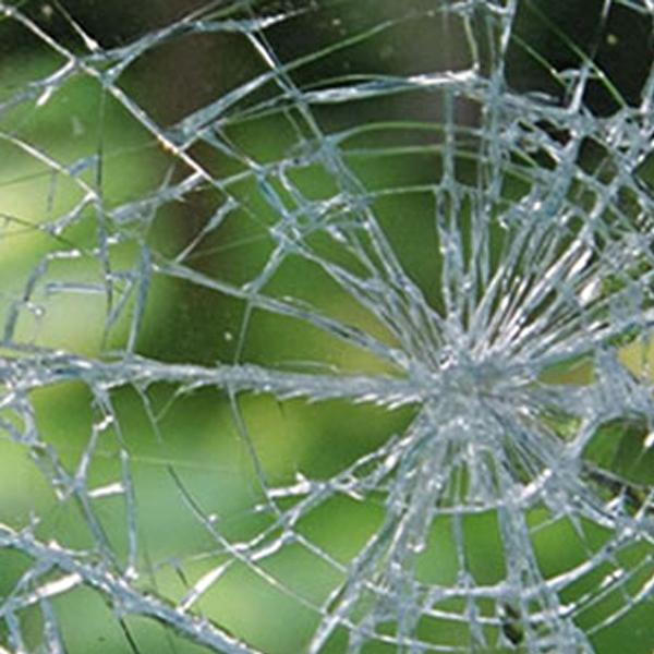 Image of broken glass